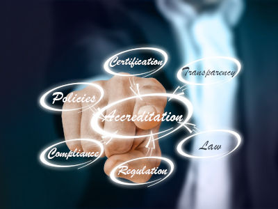 Accreditations, Certifications & Compliance