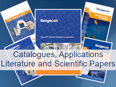 Catalogues, Applications Literature & Scientific Papers