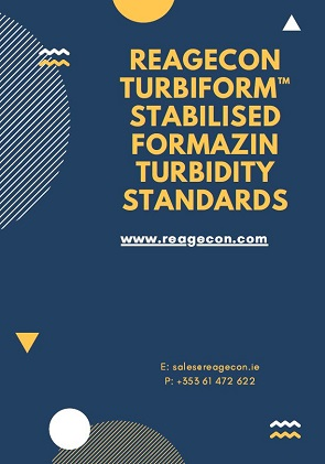 Turbiform™ Stabilised Formazin Turbidity Standards
