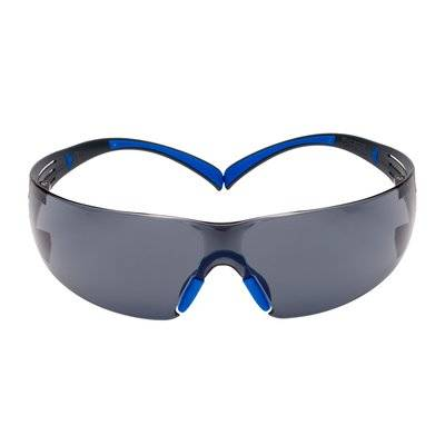 57ed6fa1f5b 3M SecureFit™ 400 Safety Eyeshields Blue Grey with Scotchgard™ Anti ...