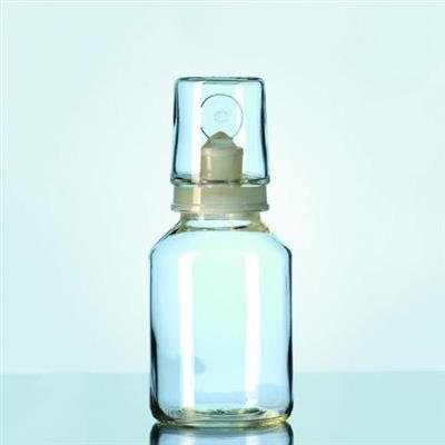 DURAN® Acid Cap Bottle Clear Capacity 100ml NS 19/17